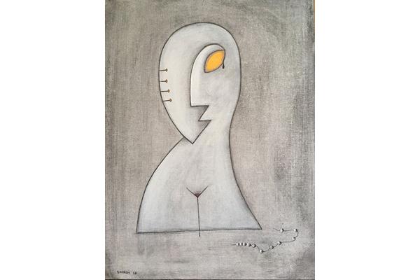 VOICE OF ART |MOTHER LOVE | ART-WORKS | Shorsh_Saleh_2